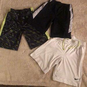 Nike, CSG & Xersion Shorts